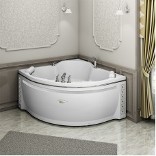 Акриловая ванна Radomir Сорренто 130x130
