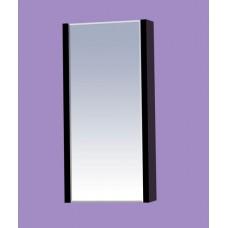 Зеркало Misty Мини -40 Зеркало-шкаф черное