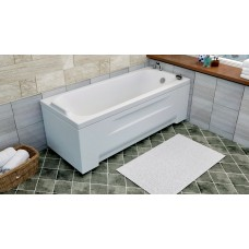 Акриловая ванна Bellsan Лайма 1600*700*630 с гидромассажем