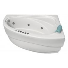 Акриловая ванна BellRado Глория 1650*1100*655 L без гидромассажа