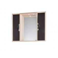 Зеркало Vod-ok Габи 100 см Дуб-К/Венге-Ф