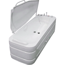 Ванна медицинская из литиевого акрила BellRado Омега 224*820*750