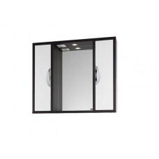 Зеркало Vod-ok Габи 120 см Венге-К/Белый-Ф