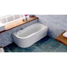 Акриловая ванна Bellsan Амира 1700*800*600 L с гидромассажем