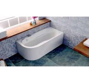 Акриловая ванна Bellsan Амира 1500*800*600 L без гидромассажа