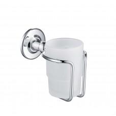 Стакан Timo Nelson 150031/00 chrome для зубных щеток