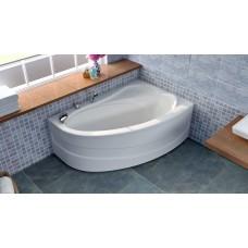 Акриловая ванна Bellsan Глория 1690*1090*710 L с гидромассажем