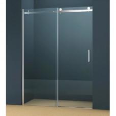 Душевая дверь сдвижная Royal Glass of Water RGW-1381 150x195 см стекло прозрачное easy clean