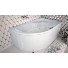 Акриловая ванна Aquanet Allento R 170х100 без гидромассажа