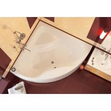 Акриловая ванна ALPEN Indiana 140