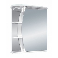 Зеркало Misty Луна - 60 Зеркало - шкаф прав. (свет)