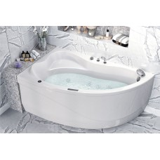 Акриловая ванна Aquanet Atlanta L 150х90 без гидромассажа