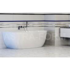 Ванна Astra-Form Атрия пристеночная 170x85 белая