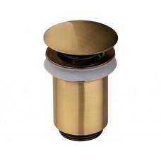 Донный клапан для раковины Timo 8011/02 antique (автомат)