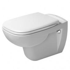 Комплект подвесного унитаза DURAVIT D-CODE крышка-сиденье SoftClose)