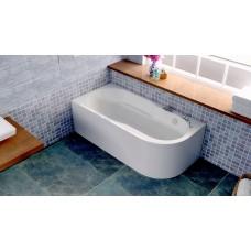 Акриловая ванна Bellsan Амира 1700*800*600 R с гидромассажем