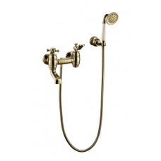 Смеситель Timo Lina 7034/02Y antique (ванна, душ)