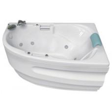 Акриловая ванна BellRado Дени 1495*995*705 L без гидромассажа