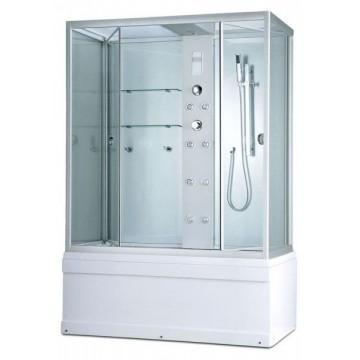 Душевая кабина Erlit ER SYD 150W-1 прозрачное стекло