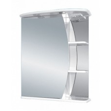 Зеркало Misty Луна - 60 Зеркало - шкаф лев. (свет)