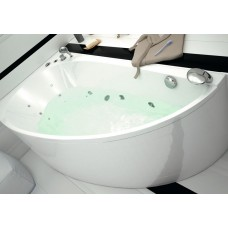 Акриловая ванна Aquanet Augusta L 170х90 без гидромассажа